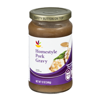 Ahold Homestyle Pork Gravy
