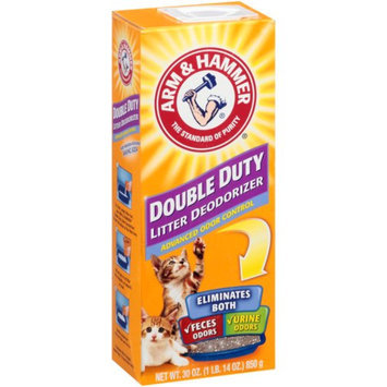 Arm & Hammer Double Duty Cat Litter Deodorizer, 30 oz