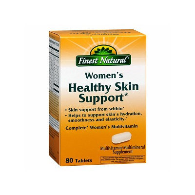 Finest Multi Vitamin One Daily Womens Skin Supplements