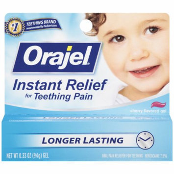 Baby Orajel Teething Pain Medicine