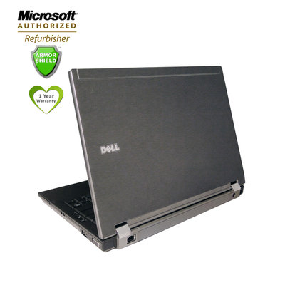 Dell Refurbished Latitude E4310 with Armour Shield, Intel Core I5 2.4GHz,4GB,250GB, DVDRW,13.3