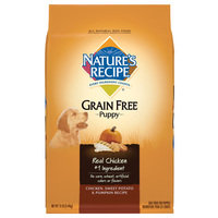 Nature's Recipe Natures Recipe Grain Free Chicken, Sweet Potato and Pumpkin Puppy Dog Food