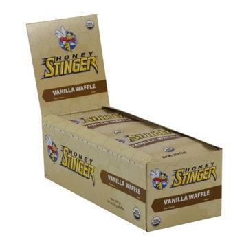 Honey Stinger Organic Stinger Waffles Vanilla