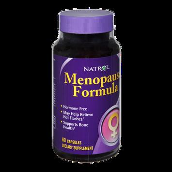 Natrol Menopause Formula Dietary Supplement - 60 CT
