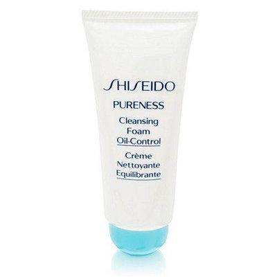 Shiseido Pureness Cleansing Foam Oil-control