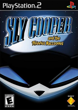 Sly Cooper and the Thievius Raccoonus Video Game