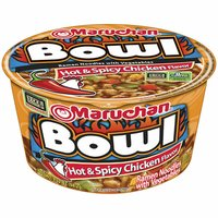 Maruchan Hot & Spicy Chicken Flavor Ramen Noodles with Vegetables