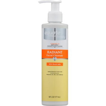 Equate Beauty Radiant Facial Cleanser with Royal Jelly, 6 fl oz