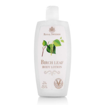 Victoria Royal Swedish Birch Leaf Body Lotion