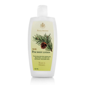 Victoria Royal Swedish Tallba Pine Body Lotion