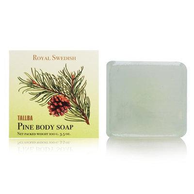 Victoria Royal Swedish Tallba Pine Body Soap