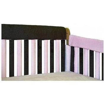 Go Mama Go Teething Guard 52X12 Pink/Chocolate