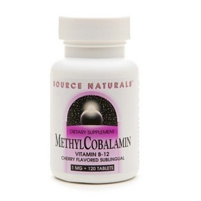 Source Naturals MethylCobalamin