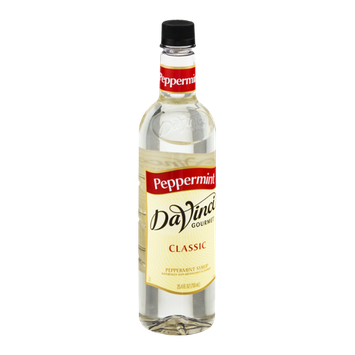 DaVinci Gourmet Classic Peppermint Syrup