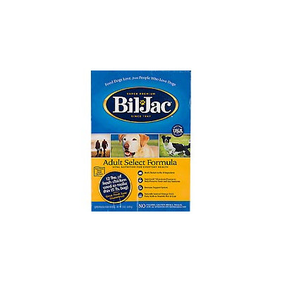 Kelly Foods Corporation Bil-Jac Adult Select Dry Dog Food, 15 lbs.