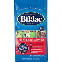 Kelly Foods Corporation Bil-Jac Puppy Select Dry Puppy Food, 6 lbs.