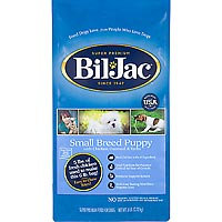 Kelly Foods Corporation Bil-Jac Small Breed Dry Puppy Food, 6 lbs.