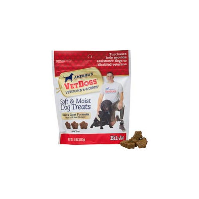 Kelly Foods Corporation Bil-Jac Vet Dog Liver Treats 10 Oz