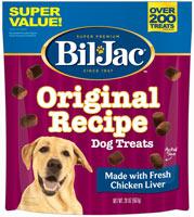Bil-Jac Original Chicken Liver Dog Treats, 20 oz.