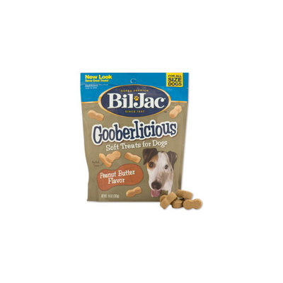 Kelly Foods Corporation Bil-Jac Gooberlicious Treats - 10 oz