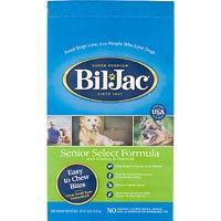 Phillips Feed & Pet Supply Bil Jac Senior Dry Dog Food 30 lb