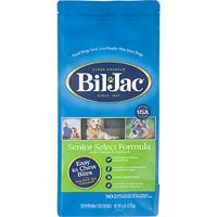 Kelly Foods Corporation Bil-Jac Senior Dog Food with Chicken & Oatmeal