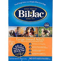 Phillips Feed & Pet Supply Bil-Jac Large Breed Select Dog Food, 15 lbs.