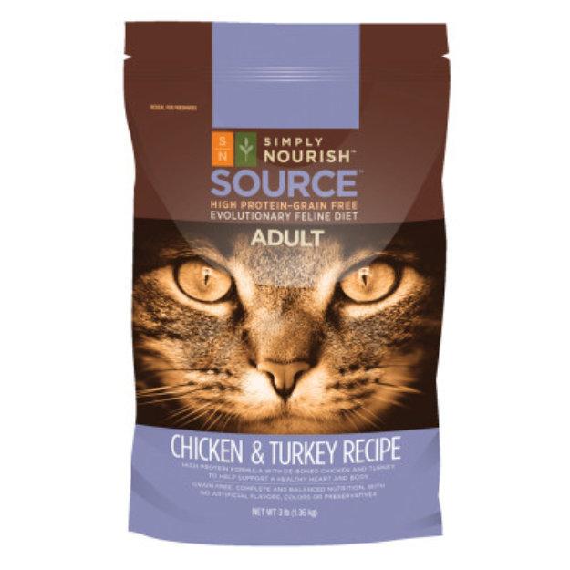 Simply Nourish Source Cat Food Reviews
