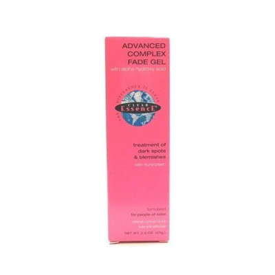 Clear Essence Advanced Complex Fade Gel 2 oz. (3-Pack) with Free Nail File