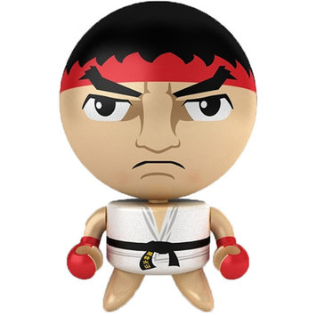 Interworks Bobble Budds Ryu Action Figure