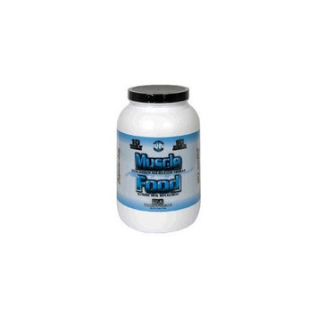 Advance Health Nutrition AHN Muscle Food, 2.5LB Cappuccino