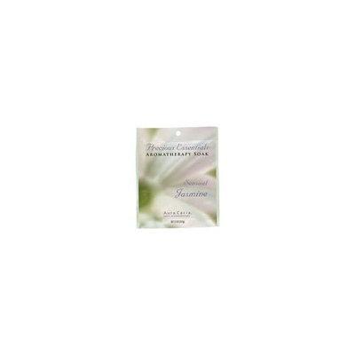 Aura Cacia Precious Essentials Aromatherapy Soak, Sensual Jasmine , 2.5 Ounces (70.9 g)