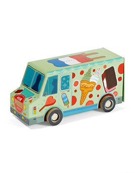 48 Piece Puzzle - Ice Cream Truck by Crocodile Creek