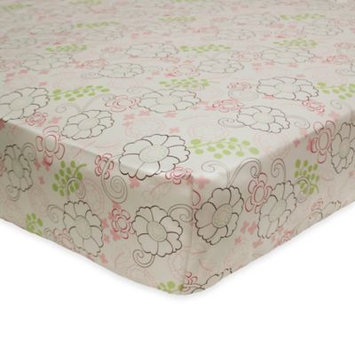 Peanut Shell Lainey Fitted Sheet
