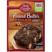 Betty Crocker Peanut Butter Premium Brownie Mix with Hershey's