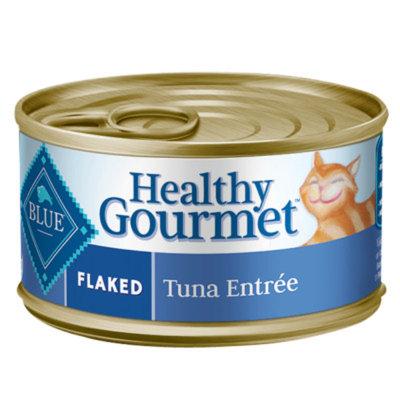 Blue Buffalo BLUE Health GourmetTM Flaked Adult Cat Food
