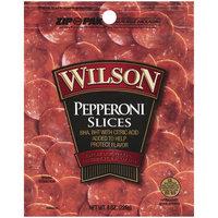 Wilson Pepperoni Slices, 8 oz
