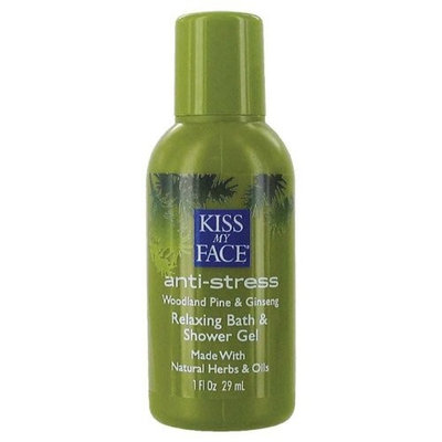 Kiss My Face Anti Stress Shower Gel 1 oz.