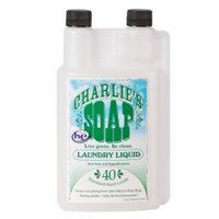 Charlie's Soap Laundry Liquid 40 Loads