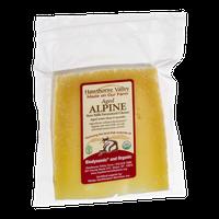 Hawthorne Valley Raw Milk Farmstead Cheese Aged Alpine