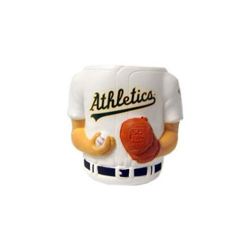 Caseys Distributing 2655110821 Oakland Athletics Jersey Can Cooler