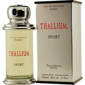 Thallium Sport by Jacques Evard Eau de Toilette Spray for Men