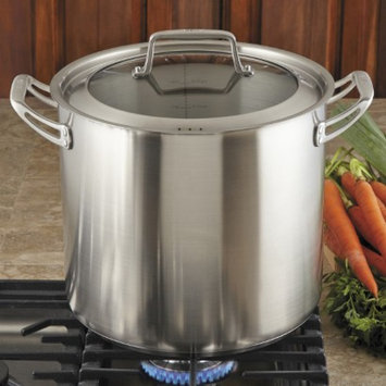 CHEFS 16 qt. Stainless Steel Stockpot