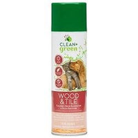 Clean+Green Dog/Cat Wood and Tile Odor and Stain Remover