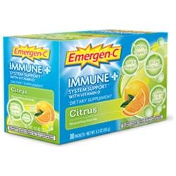 Emergen-C Immune Plus, Citrus