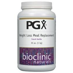 PGX Weight Loss Meal Rep. Fr Vanilla 1 kg by Bioclinic Naturals