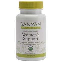 Banyan Botanicals - Organic Women's Support 500 mg. - 90 Tablets