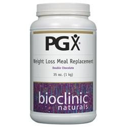 PGX Weight Loss Meal Replace. Choc 1 kg by Bioclinic Naturals