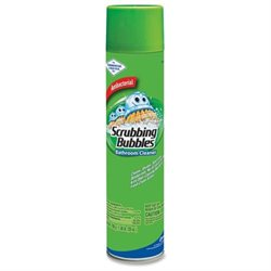 S.c. Johnson Scrubbing Bubbles Spray Bathroom Cleaner, 25-oz. Aerosol