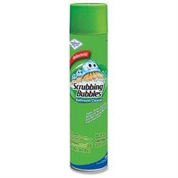 S.c. Johnson Scrubbing Bubbles Spray Bathroom Cleaner, 25-oz. Aerosol